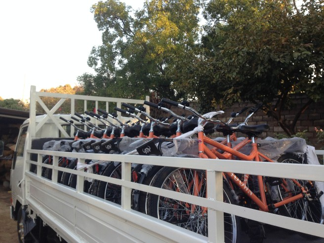 13 Equipment - Bicycles