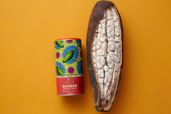Aduna Baobab Superfruit Powder & Baobab Fruit